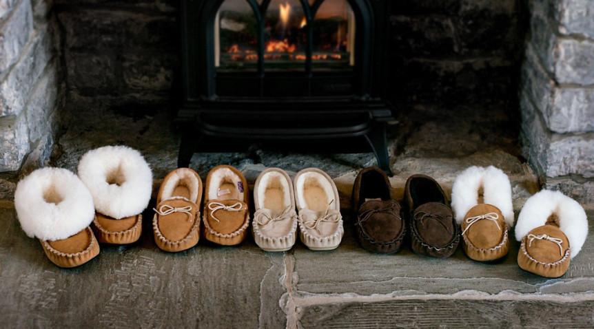 3 Reasons Why You Should Wear Sheepskin Moccasins